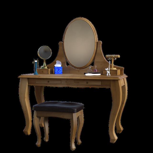 Comment bien placer votre coiffeuse meuble à la maison ?
