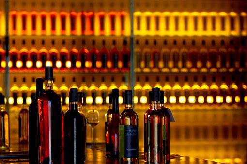 Bar mappemonde pour un usage domestique